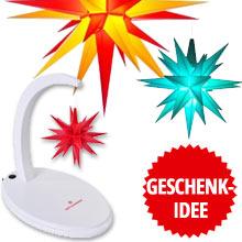 Original Herrnhuter Sterne aus Papier und Kunststoff online kaufen im Sterneshop4you