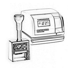 Reiner Numeroteure, Paginierstempel mit Datum, Text und Zählwerk, Reiner Elektrostempel und Prägestempel von Trodat online kaufen