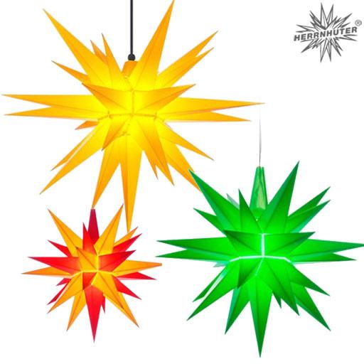 Herrenhuter Stern aus Plastik online kaufen