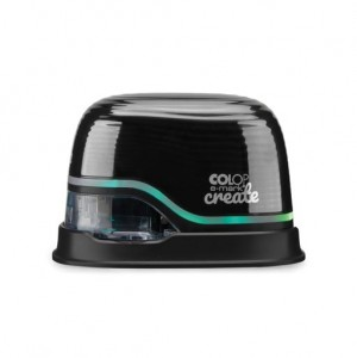 COLOP e-mark create mobiler Drucker für Kreative Gehäuse schwarz SCHWARZ