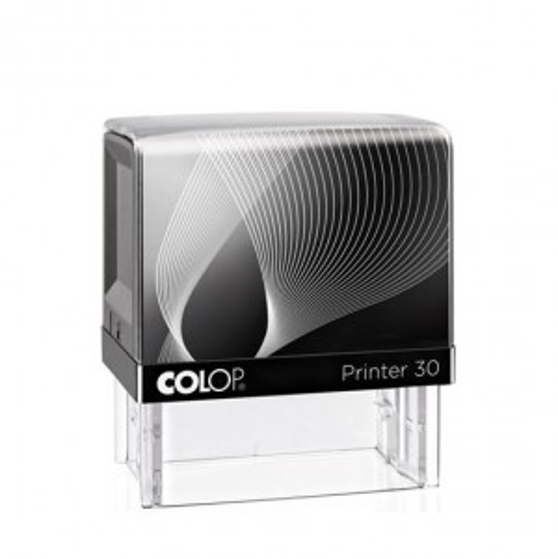 Colop Printer 30 (47x18 mm) SCHWARZ BLAU