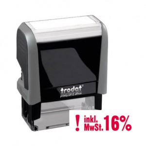 Office Printy 4912 inkl. 16 % MwSt.  ROT