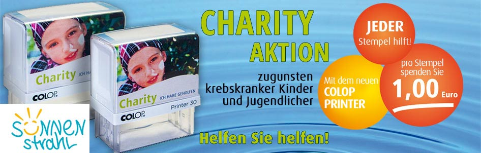 Charity Aktionsstempel