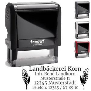 Adressstempel Trodat Printy 4913
