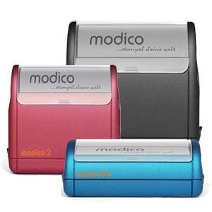 Adressstempel Modico Flash