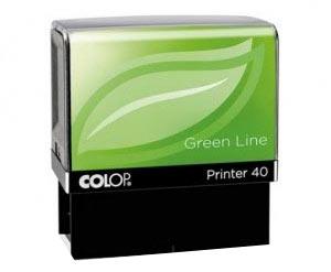 Colop Greenline ökologischer Adressstempel günstig bestellen bei Stempelshop4you