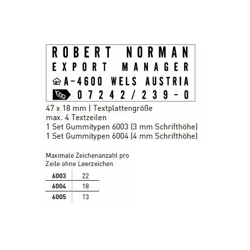 4912 Typomatic Beschreibung und Lieferumfang