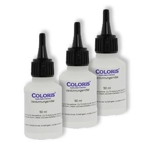 Coloris Stempelreiniger 405 Verdünner für alkoholhaltige Stempelfarben